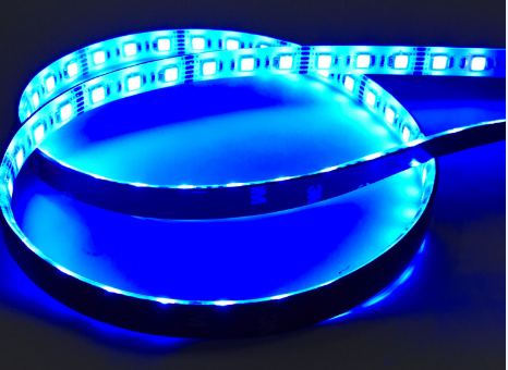5050 Blue LED Strip