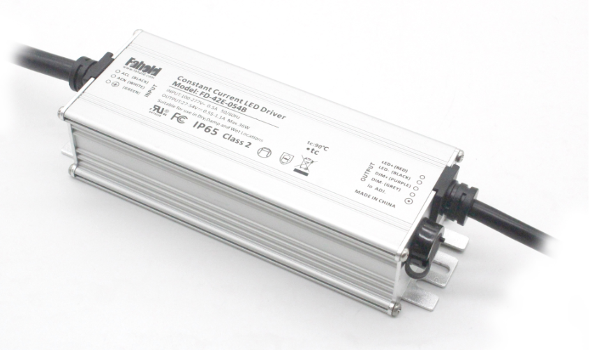 36W LED Street Light and High Bay Lighting LED Driver