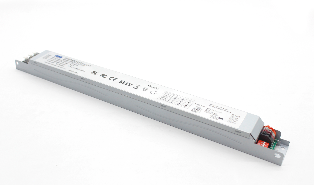 82W LED Driver for Linear Lighting and Explosion Proof Lighting