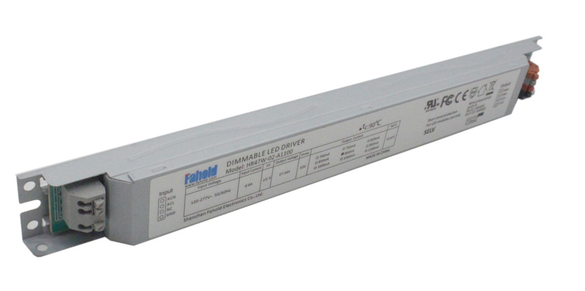 47W LED Driver for Linear Lighting, Explosion Proof Lighting