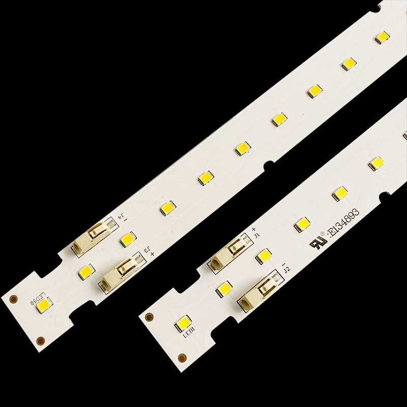 China custom super 22'' 36-40V 2835 led 94v 0 circuit board aluminum linear led module led light module