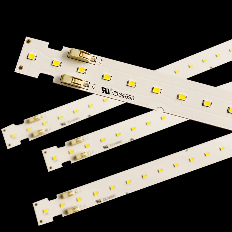 37-40V samsung DIY led board aluminum smd led 3030 pcb board hard led bar led mounted pcb light