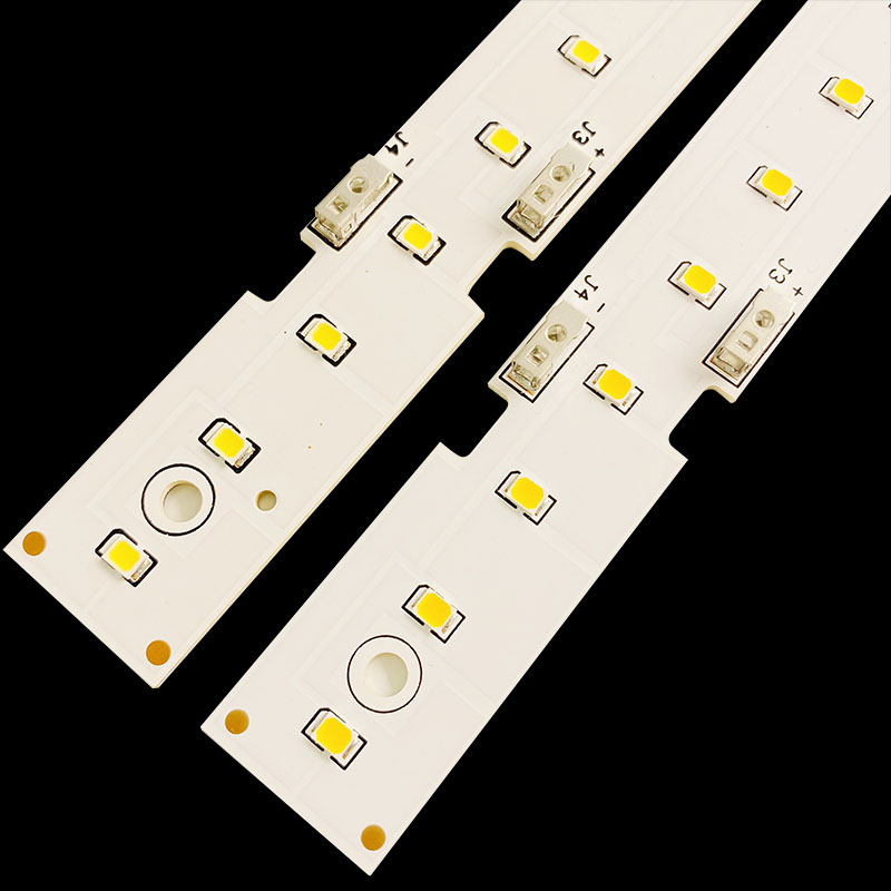 34-37V 19.5'' Samsung 2835 smd_led_pcb_board led bulb LED pcb 94v0 board aluminum for LED strip