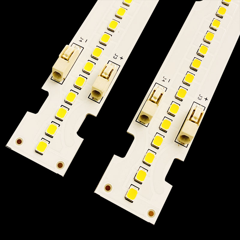 Energy-efficient lighting SMD 60 led per meter 2835 cct 60d led strip light 2835 led strip for linear ShoeBox LED Light