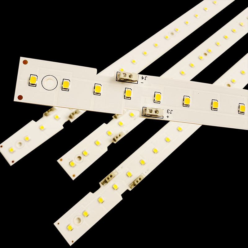 High eficiency Vapor Tight Fixture 1200mm 47.5'' smd led bar light rigid strip linear rigid pcb