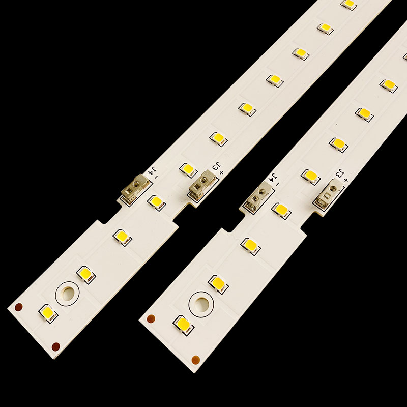 47.5'' 34-37V Customized 3000K high luminous led strip samsung bar led light linear module for linear light